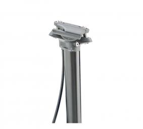 Rock Shox Tige de selle téléscopique Reverb 30.9/380mm MMX RT (Collier Droit + Matchmaker) + Kit de Purge