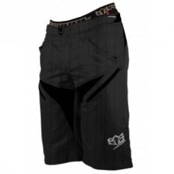 ROYAL Short MATRIX Noir/Gris  taille XL