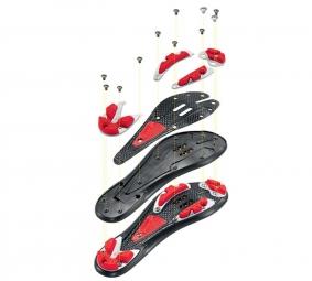 SIDI Paire de Chaussures Eagle 6 Carbon  SRS  Noires Taille 42