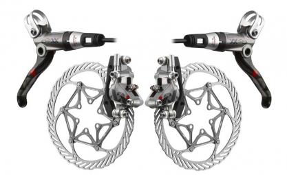 2012 AVID XX Brakes Pair of HSX 6 mm holes 185mm/185 PM / IS