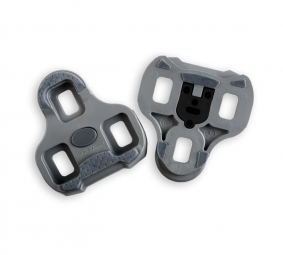 Look Keo Grip Cleats - 4.5° Grey