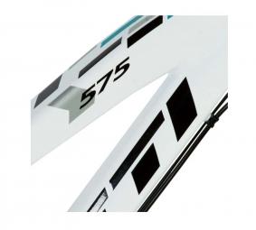 YETI Cadre 575 alu Blanc + RP 23 Small 2011 / RP23 Kashima