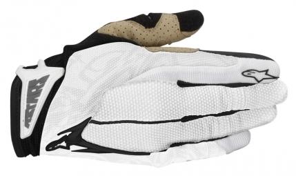 ALPINESTARS Gants GRAVITY White Black Taille XL