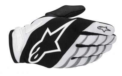 ALPINESTARS Gants MOAB Black White Taille XL