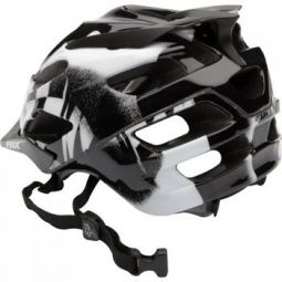 FOX 2011 PROMO FLOW Helmet Black / White Size L / XL