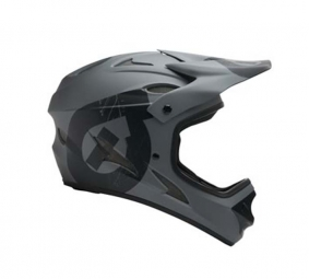661 SIXSIXONE Helmet integral Comp II 2011 Black / Grey S