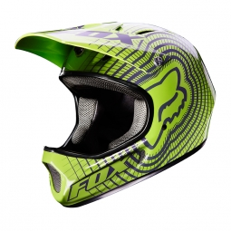 FOX RAMPAGE 2011 Helmet Green Size L 59-60 cm