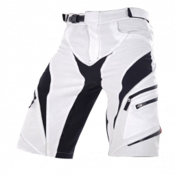 ALPINESTARS Short DROP White Black Red Taille 34