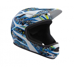 BELL SANCTION 2011 Blue / Black Size L Helmet