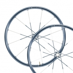 2011 CRANK BROTHERS Iodine Wheelset Blue / gray disc 6TR 26´´ 20mm/9mm