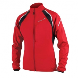 endura veste convert softshell rouge l