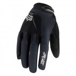 FOX PROMO 2011 Gants REFLEX Noir longs Taille S
