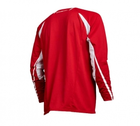 FOX 2011 Maillot Manches Longues TECH MTB Rouge Taille XL