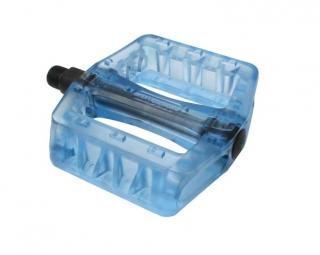GUSSET Paire de Pédales PCP Bleu