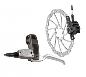 2011 Magura Julie HP + Rear brake disc 180 mm SL IS