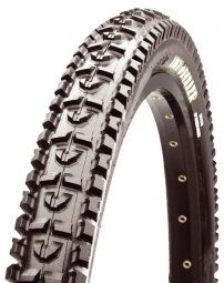 MAXXIS Pneu HIGH ROLLER 42A Super Tacky Butyl 24 x 2.50'' Tubetype Rigide