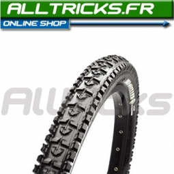 Maxxis Tire Highroller 26x2.70 TubeType soft rubber 60A