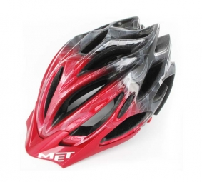 MET Helmet VELENO SIM Red size M