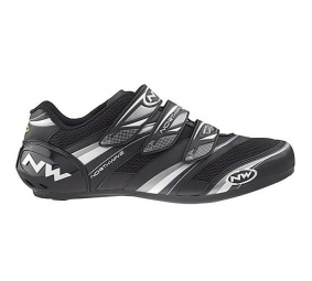 NORTHWAVE 2011 Paire de Chaussures VERTIGO PRO Black Taille 42
