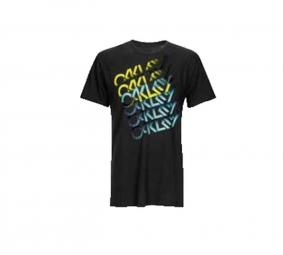 OAKLEY 2011 T-Shirt TURBOCHARGE TEE Noir Taille XL