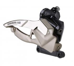 sram derailleur avant x0 2x10v direct mount bas s3 39 dts tirage haut