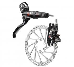 2012 AVID ELIXIR X0 brakes Pair Black / Red + Records 160/140 mm PM / IS