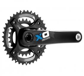Sram pedalier x0 gxp 2 2 bleu 42 28 175 mm 10v sans boitier