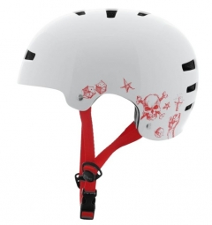 TSG Casque Bol Evolution Graphic Design Anarchy L/XL