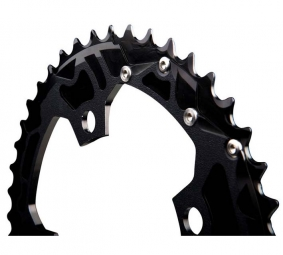 race face plateau turbine noir 44 dents ea 104 mm