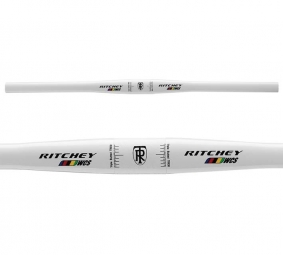 RITCHEY Cintre WCS Plat Wet White 31.8mm 580mm