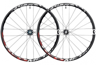 FULCRUM 2011  Red Metal 3 Paire de Roues Disques 6TR 26''  9mm