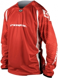 ROYAL SP 247 Long Sleeve Jersey RED size L