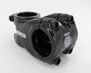 SB3 FIFTY Alu Stem Black 10 ° 50 mm