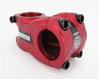 SB3 Stem Red FIFTY Alu 10 ° 50 mm
