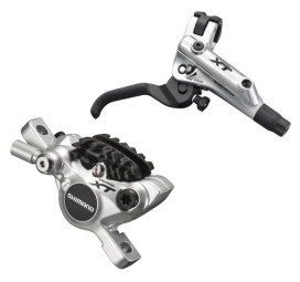 2013 Shimano XT M785 Rear Brake Disc Silver Radiator Without PM