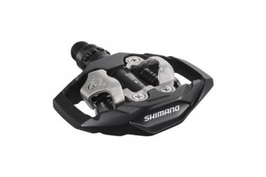 SHIMANO M530 Pedals Black