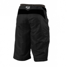 ROYAL Short MATRIX Noir/Gris taille S