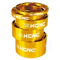 kcnc kit entretoises direction light alu 1 1 8 or 3 5 10 14 20 mm