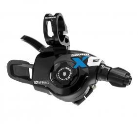 Sram Commandes de vitesses Triggers X0 2011 2 x 10 V (la paire) Bleu