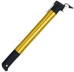 TOPEAK Pompe MOUNTAIN Yellow
