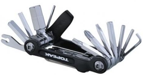 TOPEAK Multi Outils MINI 20 PRO Noir (20 outils)