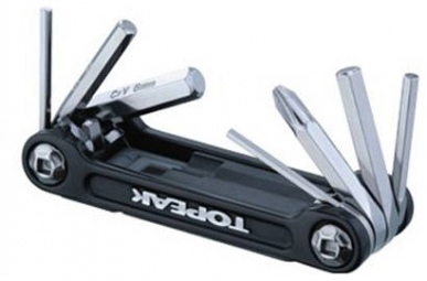 Multi Tools Topeak Mini 9 Pro Black