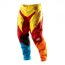 TROY LEE DESIGNS Pantalon GP AIR STINGER Yellow Taille 36