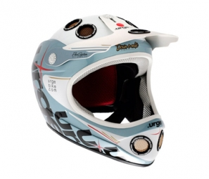 URGE 2011 Casque Down-O-Matic Frisco bleu L/XL