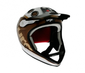 URGE 2011 Archi-Enduro Helmet Black / White L / XL