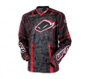 UFO Maillot Mystic Noir Taille Large