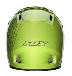 FOX RAMPAGE 2011 Helmet Green Size M