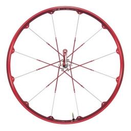 Crank Brothers Paire de roues Cobalt Red XC AV+ARR 2010 9 mm ou 15 mm