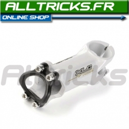 XLC PRO SL Stem OS White 5 ° 100 mm