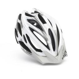 MET Veleno SIM Helmet White Silver 2011 L